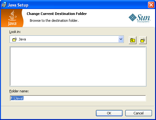 Select a folder on your flash drive